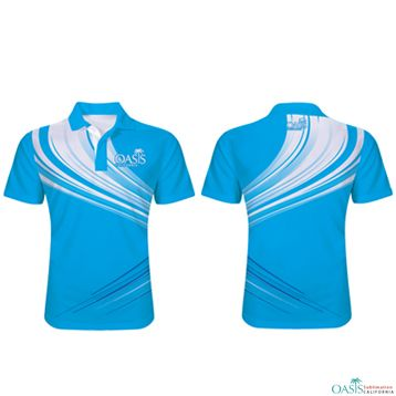 Download Leading Wholesale Blue White Sublimation Polo Shirts Supplier Usa Uk Sports Shirts Polo Shirt Polo