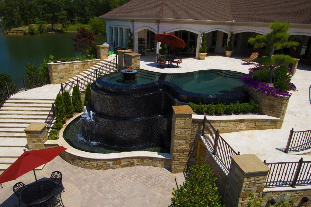 Die Lakefront Home Designs Zu Erstellen, Den