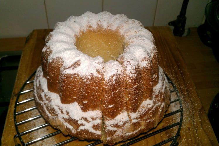 Recette de Kouglof simple et rapide : la recette facile #dessertfacileetrapide