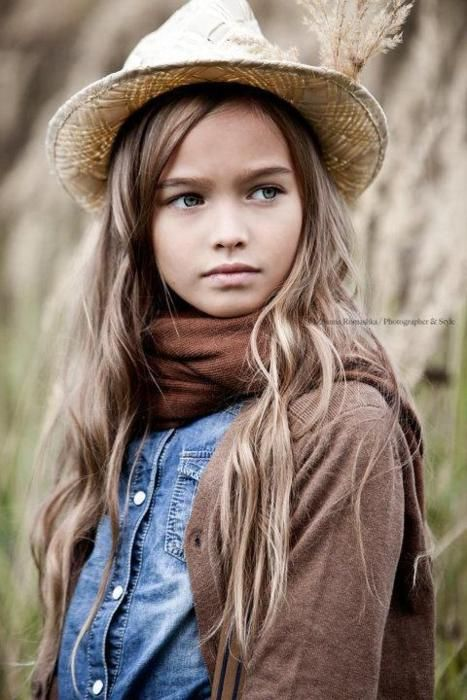 ✕ Such a beautiful darling… / #style #children #photography