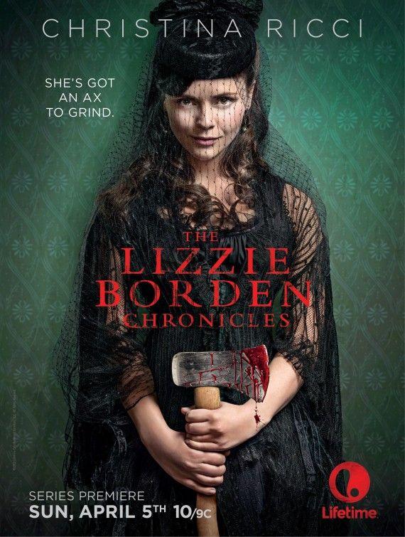 The Lizzie Borden Chronicles Tv Poster 5 Series De Tv Peliculas Series Y Peliculas