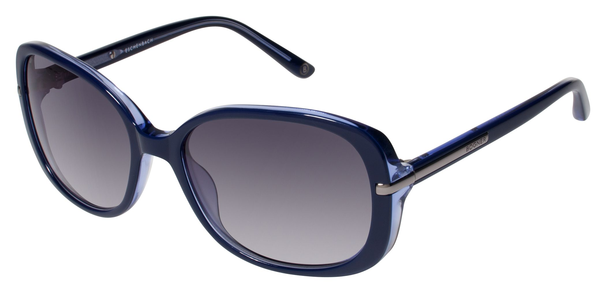 Bogner's 736052 is a wearable soft square made for the modern active lady. Here in Blue, also available in Brown/Olive. Tura.com