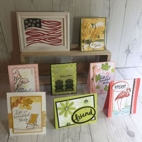 Fresh Florals Card Collection Paper Crafts Birthday Cards Cards