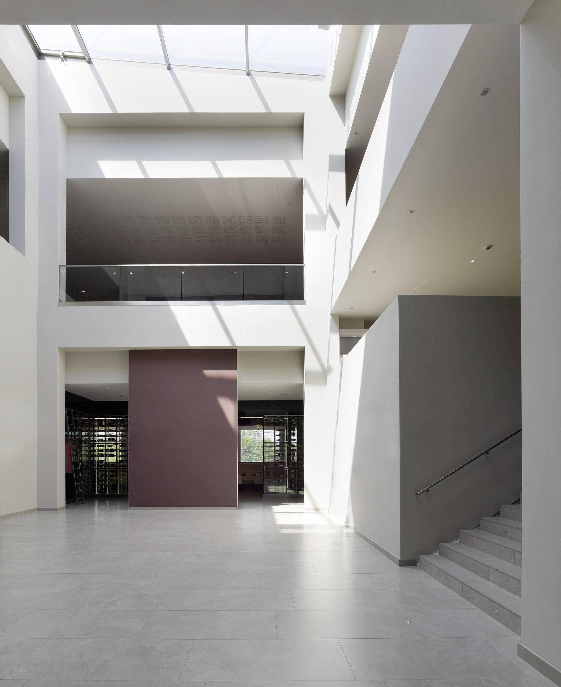 Airporthotel Van der Falk Düsseldorf, O&O Baukunst Bau
