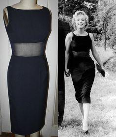 Marilyn Monroe Cocktail Dresses