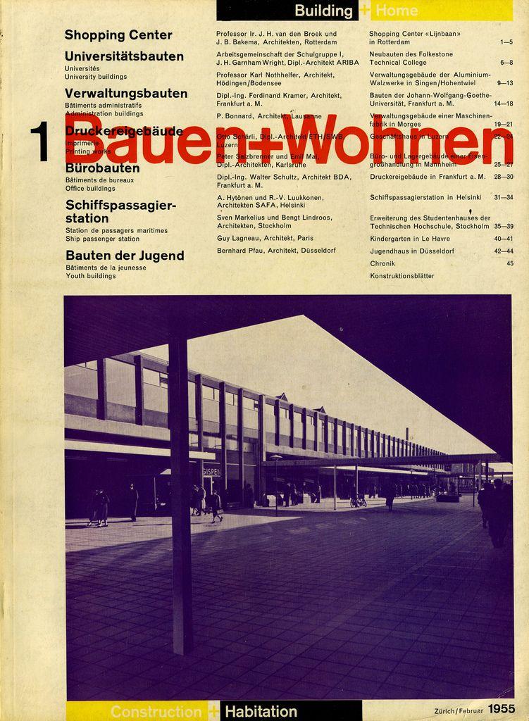 Bauen+Wohnen: Volume 04, Issue 01