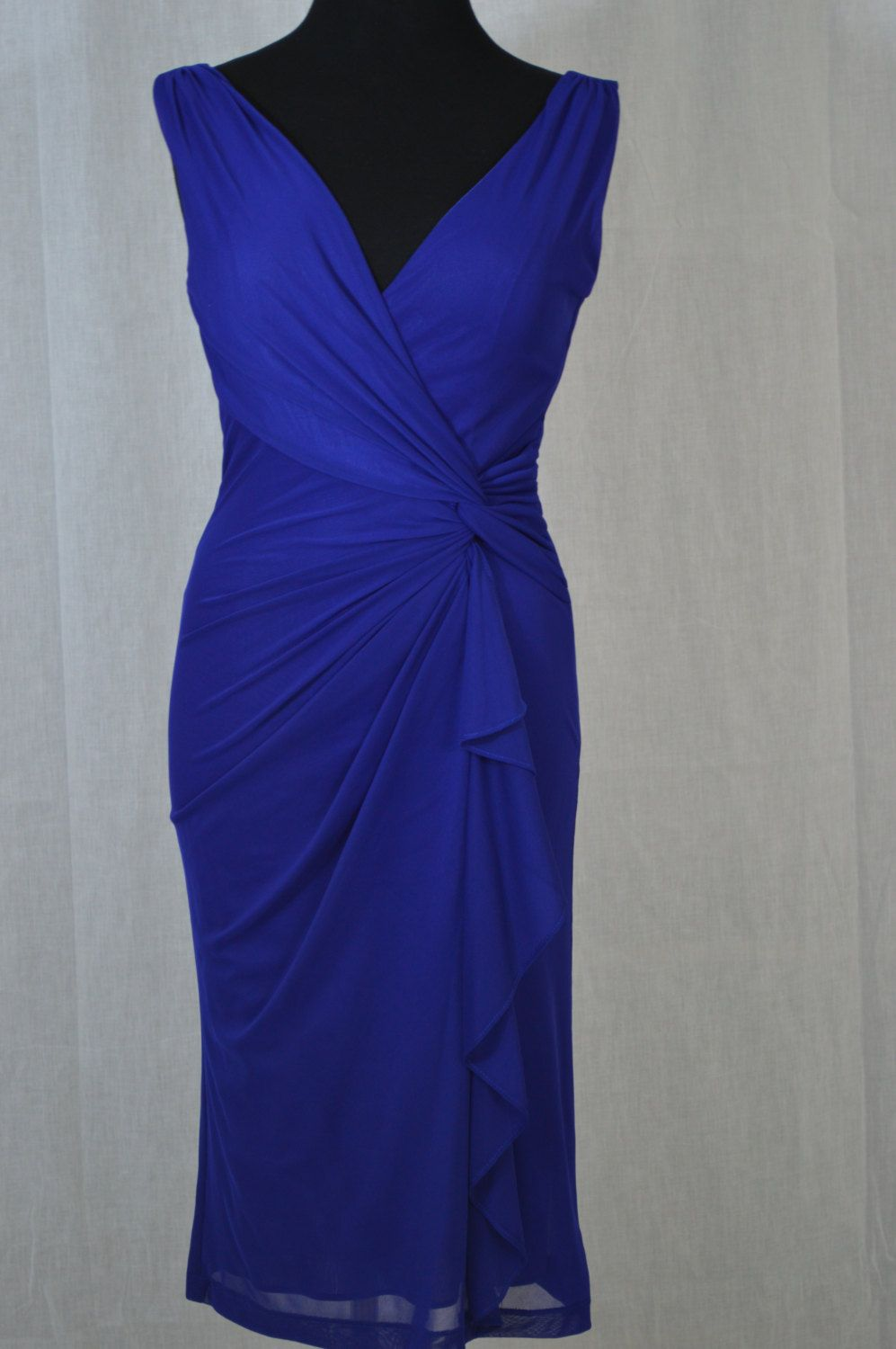 Mother of the bride or groom. Flirty, sexy wrap dress | Pinterest