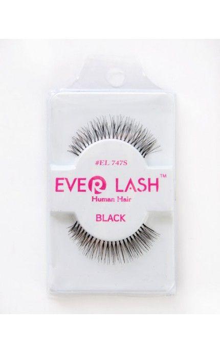 6f6289ff0e6 Everlash Human Hair False Eyelashes - EL747S | make up | False ...