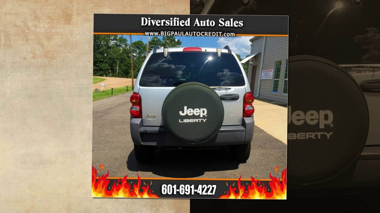 2003 Jeep Liberty, for sale, Diversified Auto Credit, Big