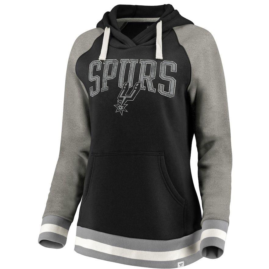 2XL BLACK AND WHITE Fanatic Hooded Sweatshirt