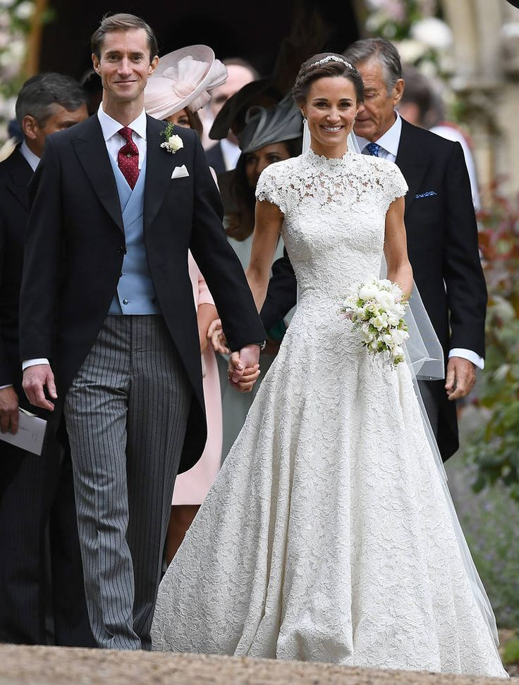 Pippa S Wedding.Photo 766196 From Pippa Middleton James Matthews Wedding