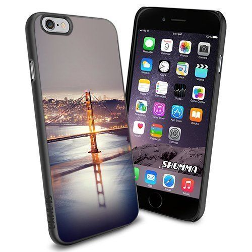 """Long-Bridge-At-Night, iPhone 6 4.7"""" Case Cover Protector for iPhone 6 TPU Rubber Case SHUMMA http://www.amazon.com/dp/B00XRTHNCY/ref=cm_sw_r_pi_dp_iFQpwb16B5JH7"""
