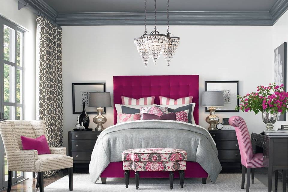 Fuschia Bedroom Ideas 3 Interesting Decorating