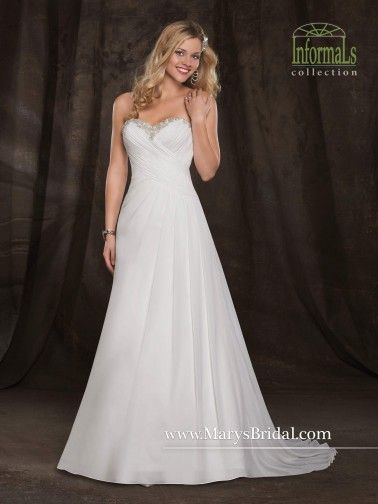 Marys+Bridal+-+Style+F13-2512 | my dream wedding dress | Pinterest ...