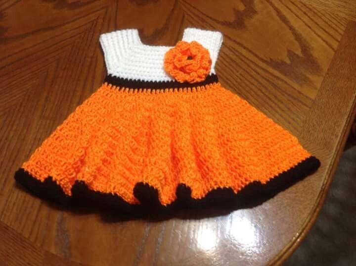 Pin de Mary Wilson en crochet baby dresses | Pinterest | Patrones de ...