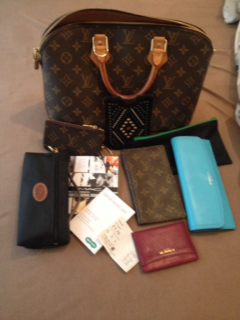 6a46432447aa57 What's inside your LV? - Page 511 - PurseForum | what's in my bag ...