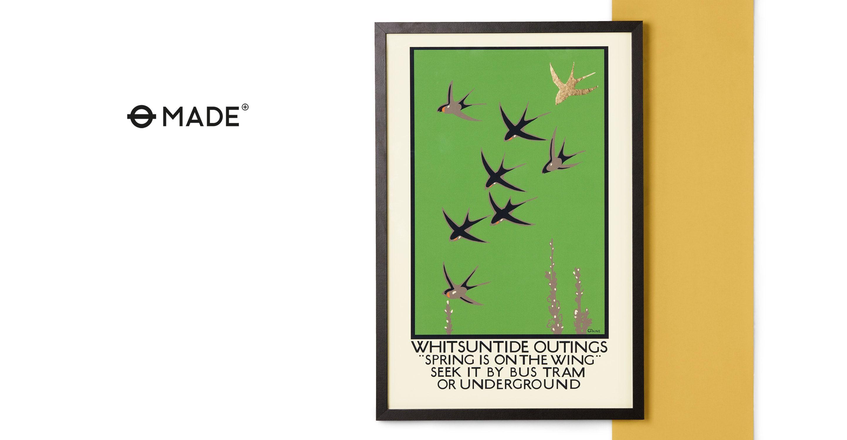 super --> gerahmte Kunst - Whitsuntide Outings, gerahmter Kunstdruck ...