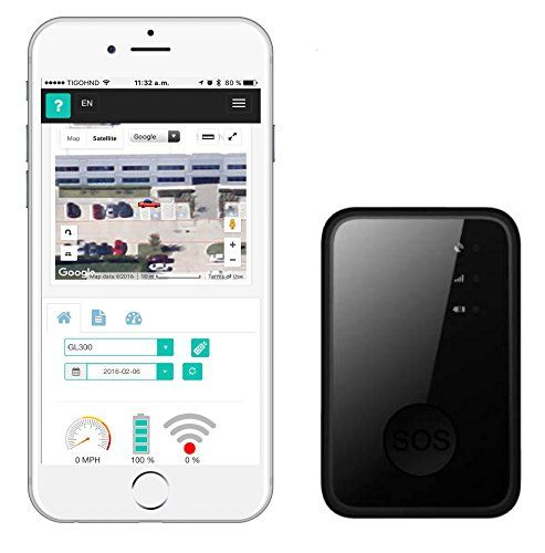 Optimus Real Time GPS Tracker AT PLT *** You can find more