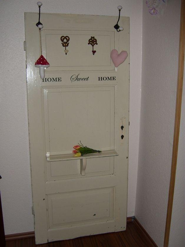 Alte Tür Als Garderobe garderoben alte tür garderobe ein designerstück dit und dat
