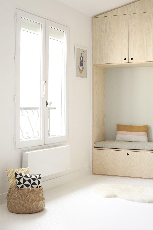 archi chambre enfant renovation heju 4 | cosy home | pinterest
