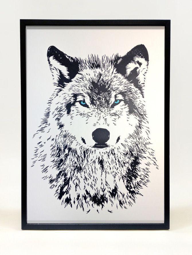 Linoleum block prints animals print lino