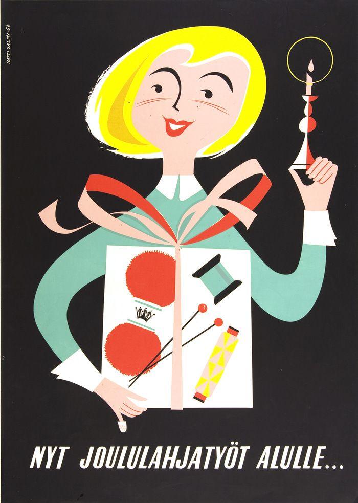 Matti Salmi, 1956