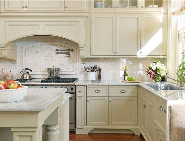 Elegant Best Cream Paint Color For Kitchen Cabinets