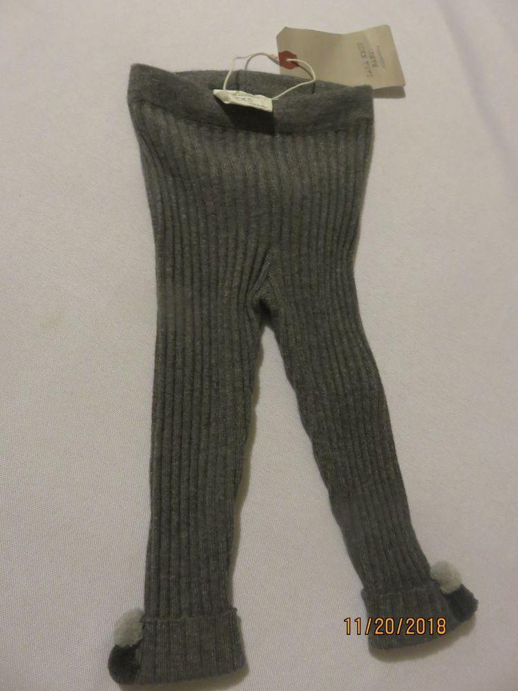 35750fd5200de Zara Baby Girl Medium Gray Ribbed Legging Size 9-12 Months #fashion  #clothing #shoes #accessories #babytoddlerclothing #girlsclothingnewborn5t  (ebay link)
