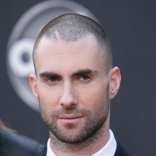 25 hottest hairstyles buzz cut