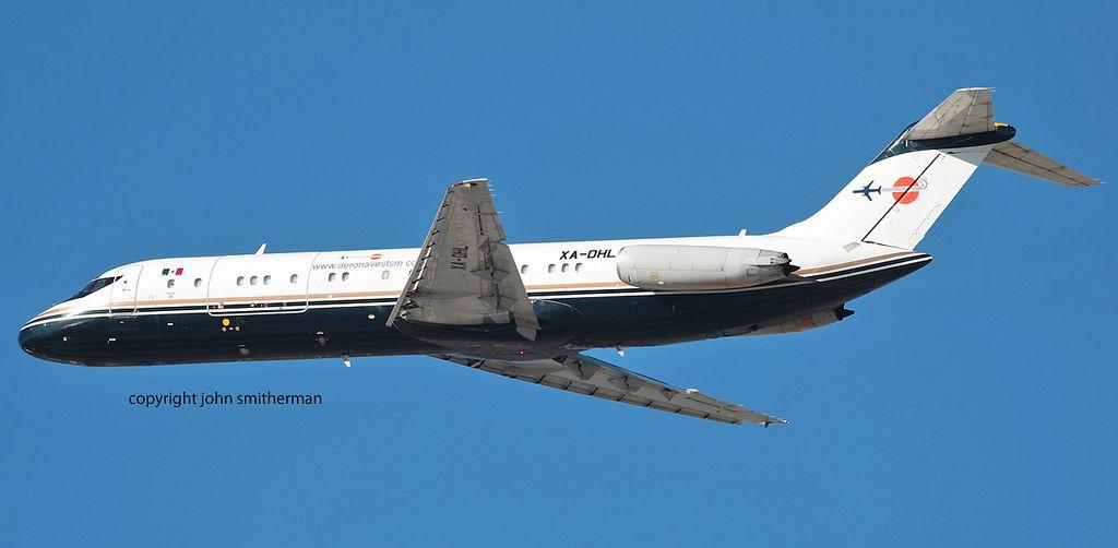 XA-DHL Aeronaves TSM McDonnell Douglas DC-9-33 | AVIATION
