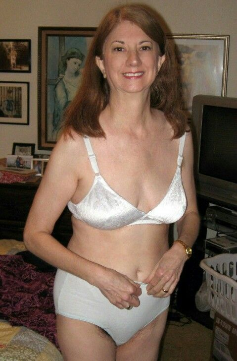 Mature girls in panties
