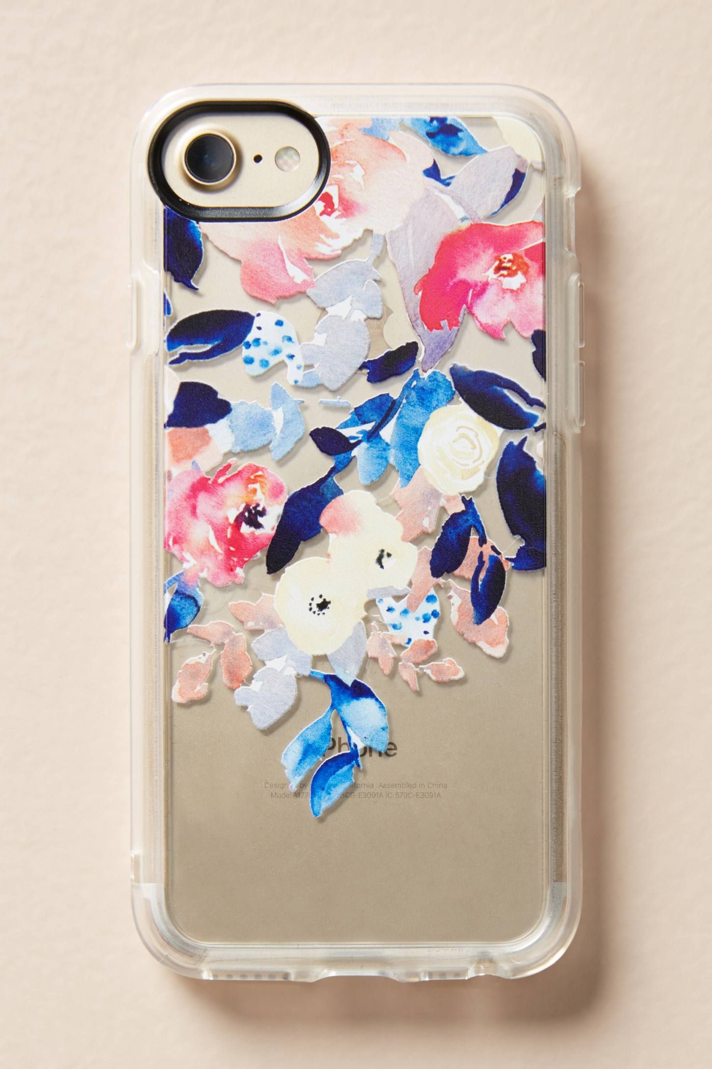 Casetify waterfall floral iphone case floral iphone case
