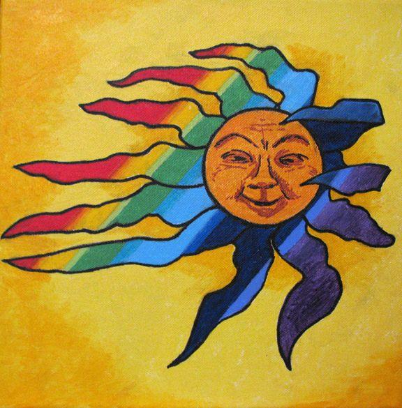 Cbs Sunday Morning Sun Art - Google Search