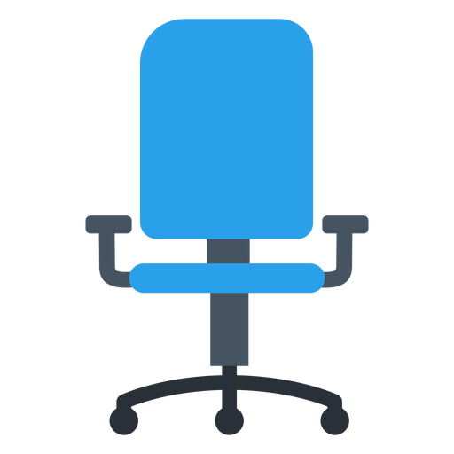 Blue Office Chair Clipart Ad Ad Affiliate Office Chair Clipart Blue In 2020 Office Chair Blue Office Chairs Logo