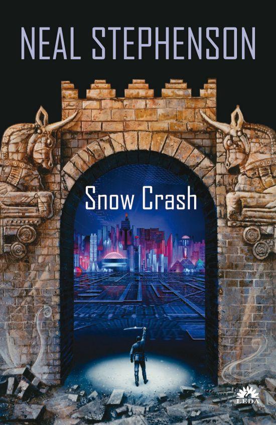 Snow Crash - Neal Stephenson  Mind altering.