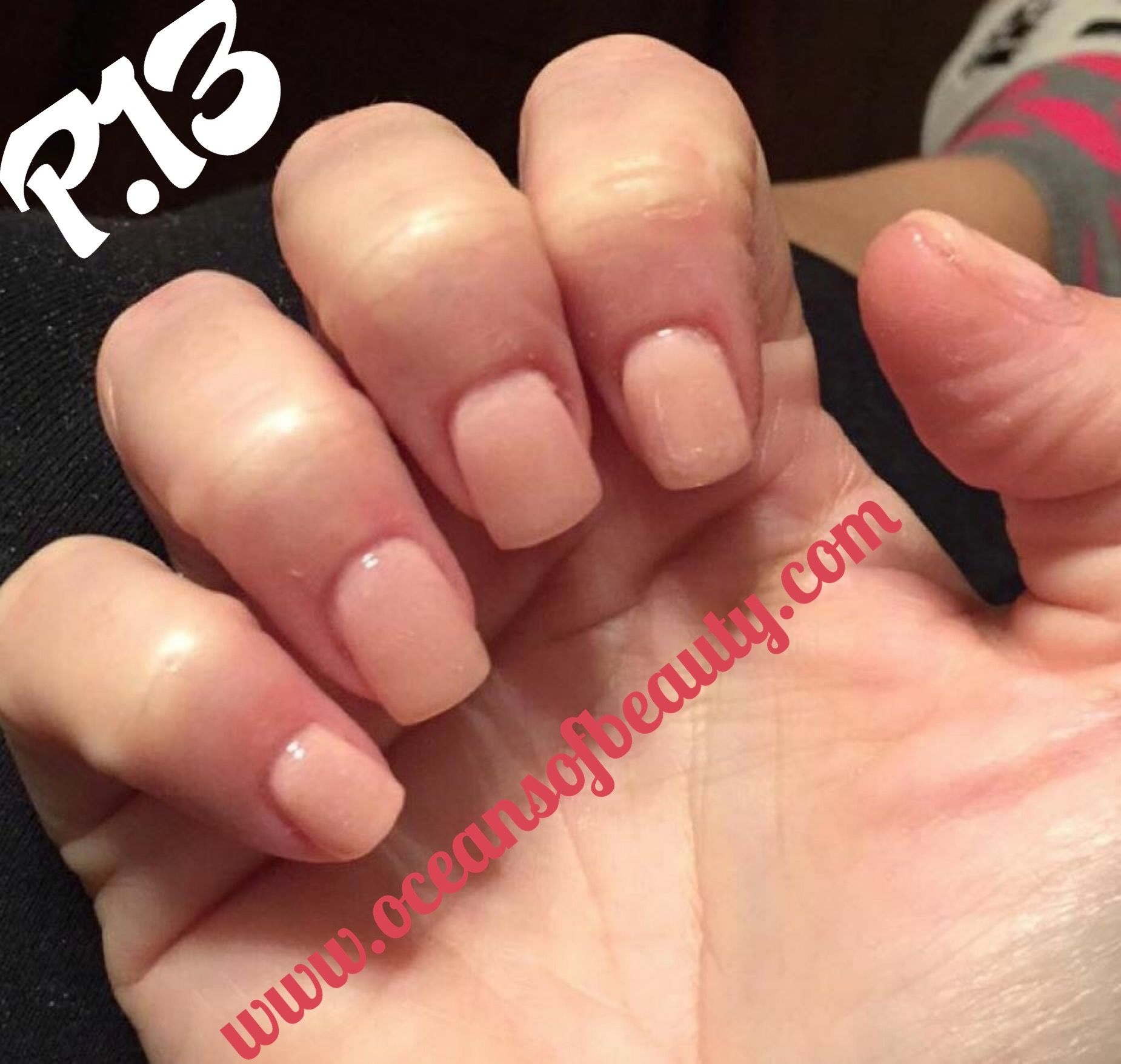 P.13 EZdip Gel Powder. DIY EZ Dip. No lamps needed, lasts 2-3 weeks ...