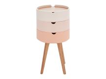 Cairn Table De Chevet Rose Chambre De Reve Pinterest Bedrooms