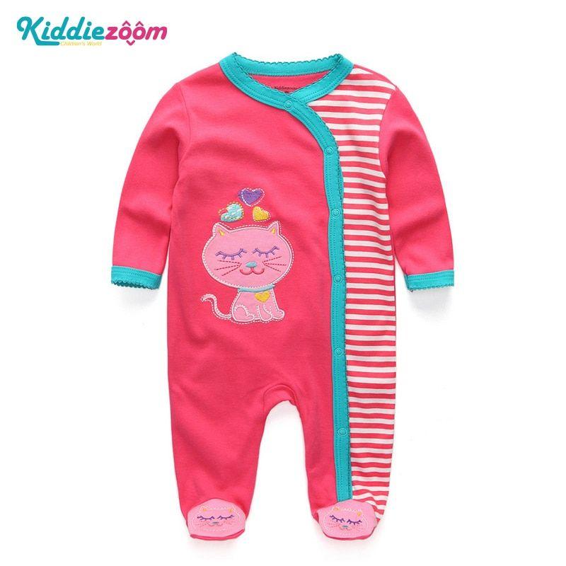 ffcd8bb77 Baby Sleepers infant Romper Newborn Blanket Sleepers Round Collar ...