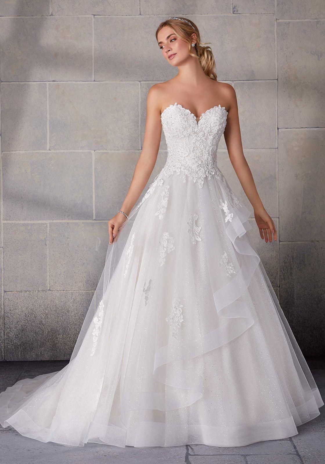 Shania Wedding Dress Morilee In 2020 A Line Wedding Dress Perfect Wedding Dress Ball Gowns Wedding