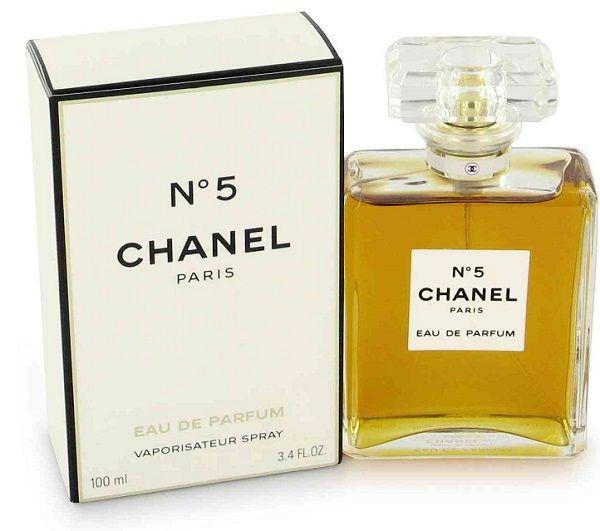 perfume de mujer chanel 5