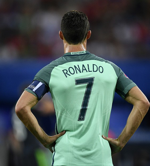 Lucas Soccer Player: Cristiano Ronaldo #cr7