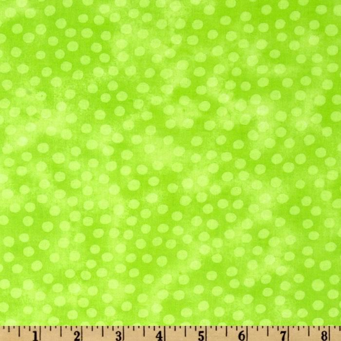 Moda Marble Dots (#3405-106) Lime from @fabricdotcom Designed for ... : moda marbles quilting fabric - Adamdwight.com
