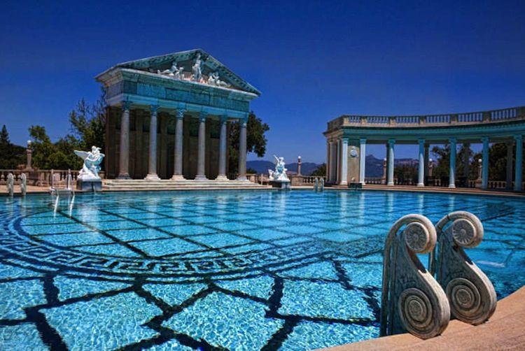Amazing Pools Part - 40: Neptune Pool. Roman PoolAmazing Swimming PoolsGoogle ...
