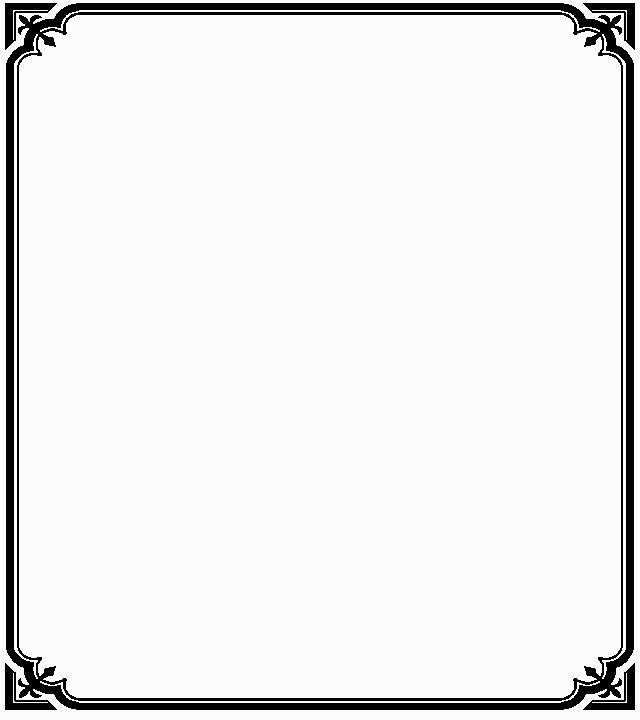 Line Design Clipart : Simple line border clipart panda free images