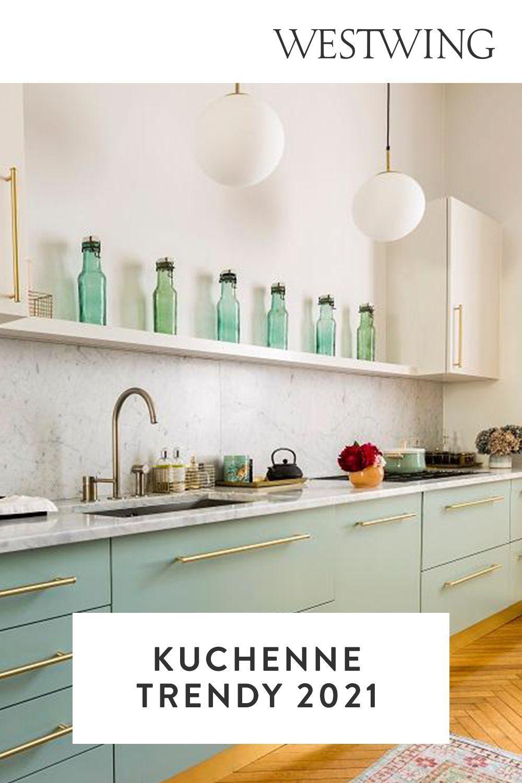 Kuchenne Trendy 2021 Inspiracje Westwing Kitchen Kitchen Cabinets Home