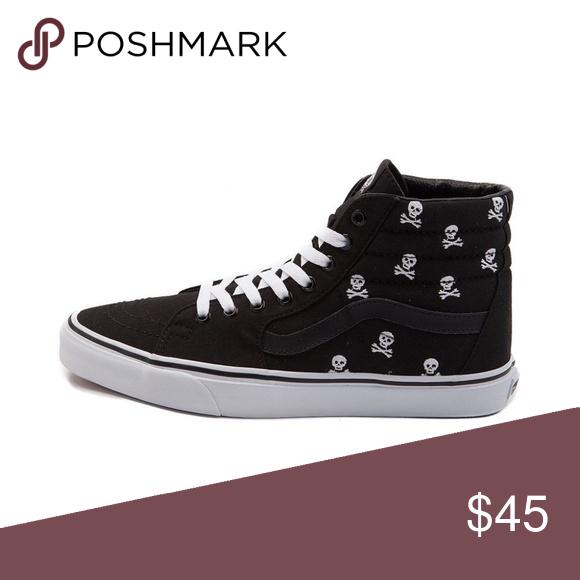 Skull shoes, Vans, Shoes