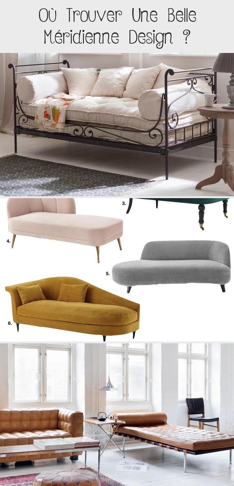 Meridienne Moderne Pour Salon où trouver une belle méridienne design | home decor, decor