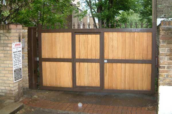 Wicket Gate Example Fencing Id 233 Es Jardin Jardins