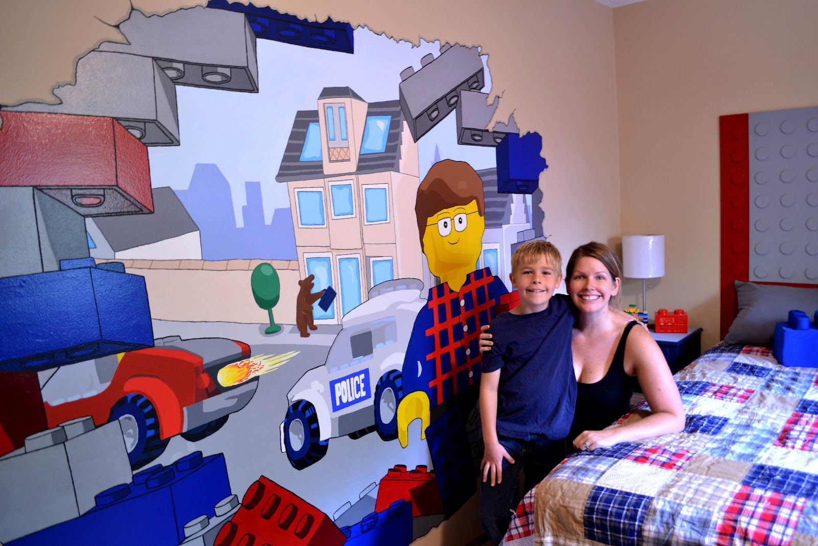 lego bedrooms   And in the next couple of weeks, I will share the ...