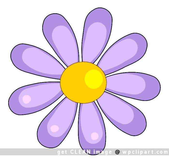 Flower colorful. Clip art free wpclipart